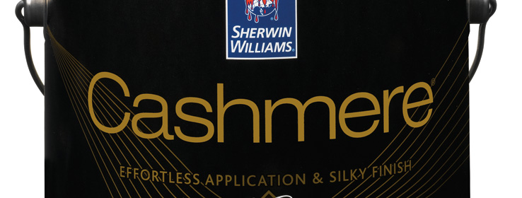 Sherwin Williams Cashmere Interior Latex Paint