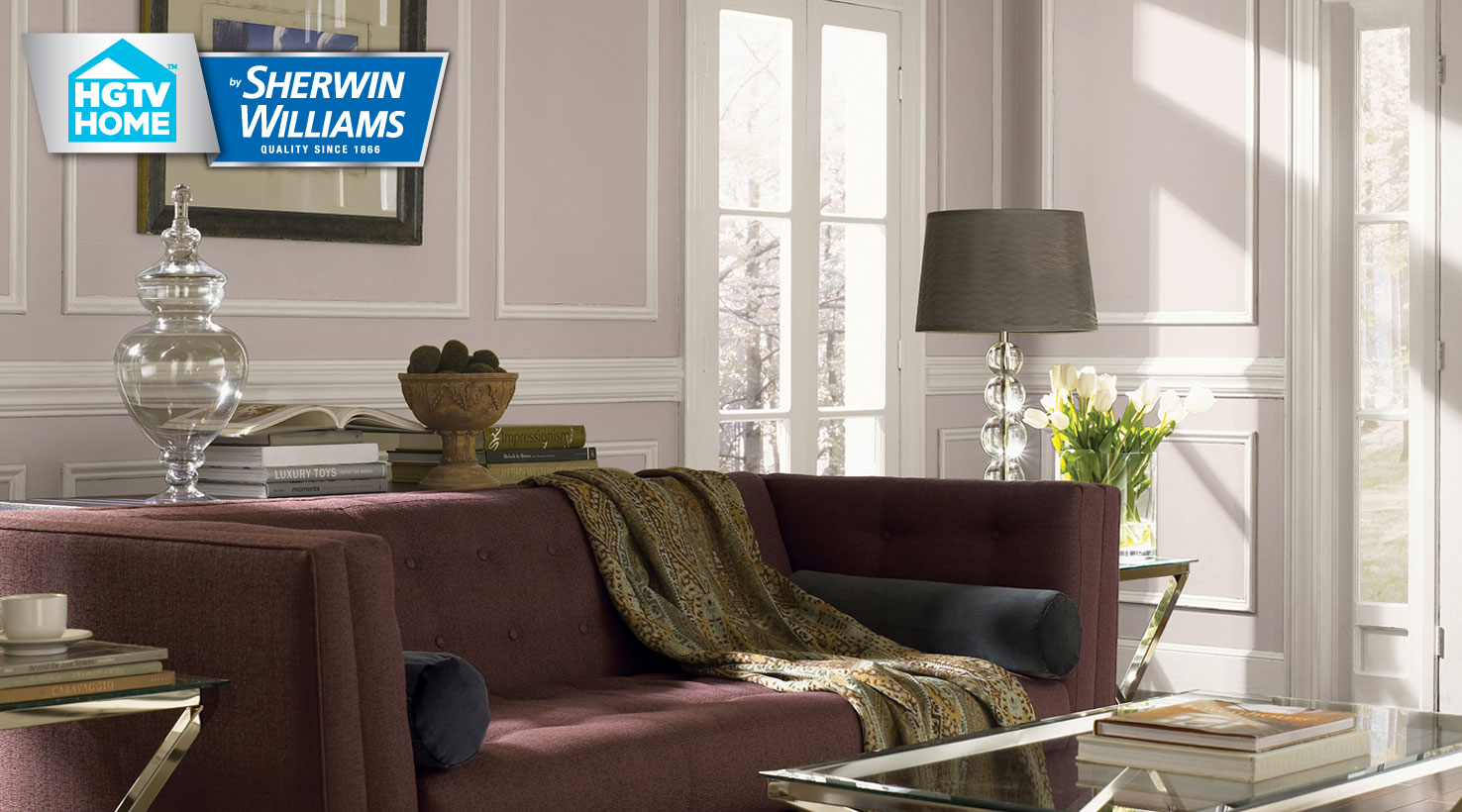 Liveable Luxe Paint Color Collection Hgtv Home By Sherwin