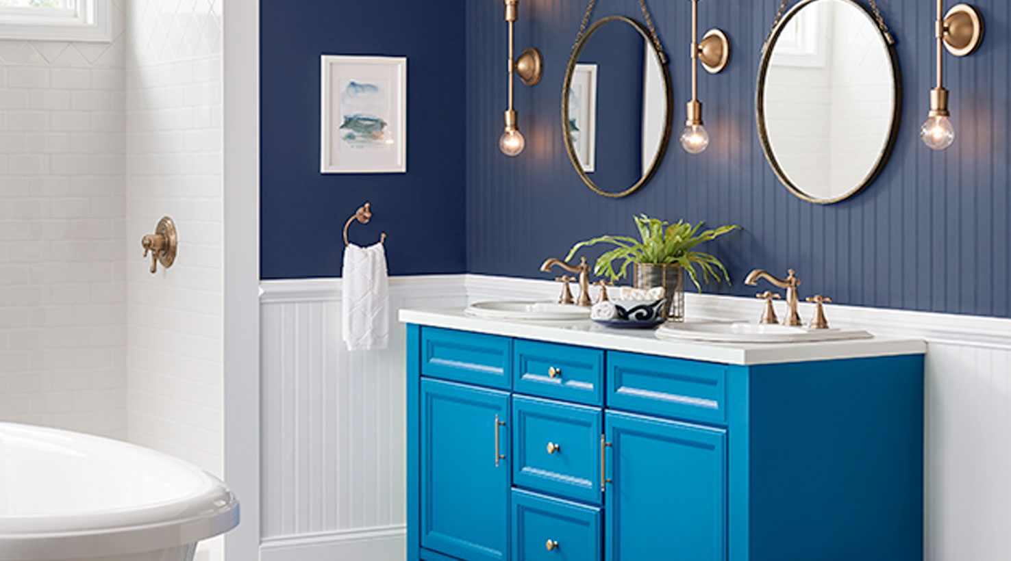 Bathroom Paint Color Ideas Inspiration Gallery Sherwin