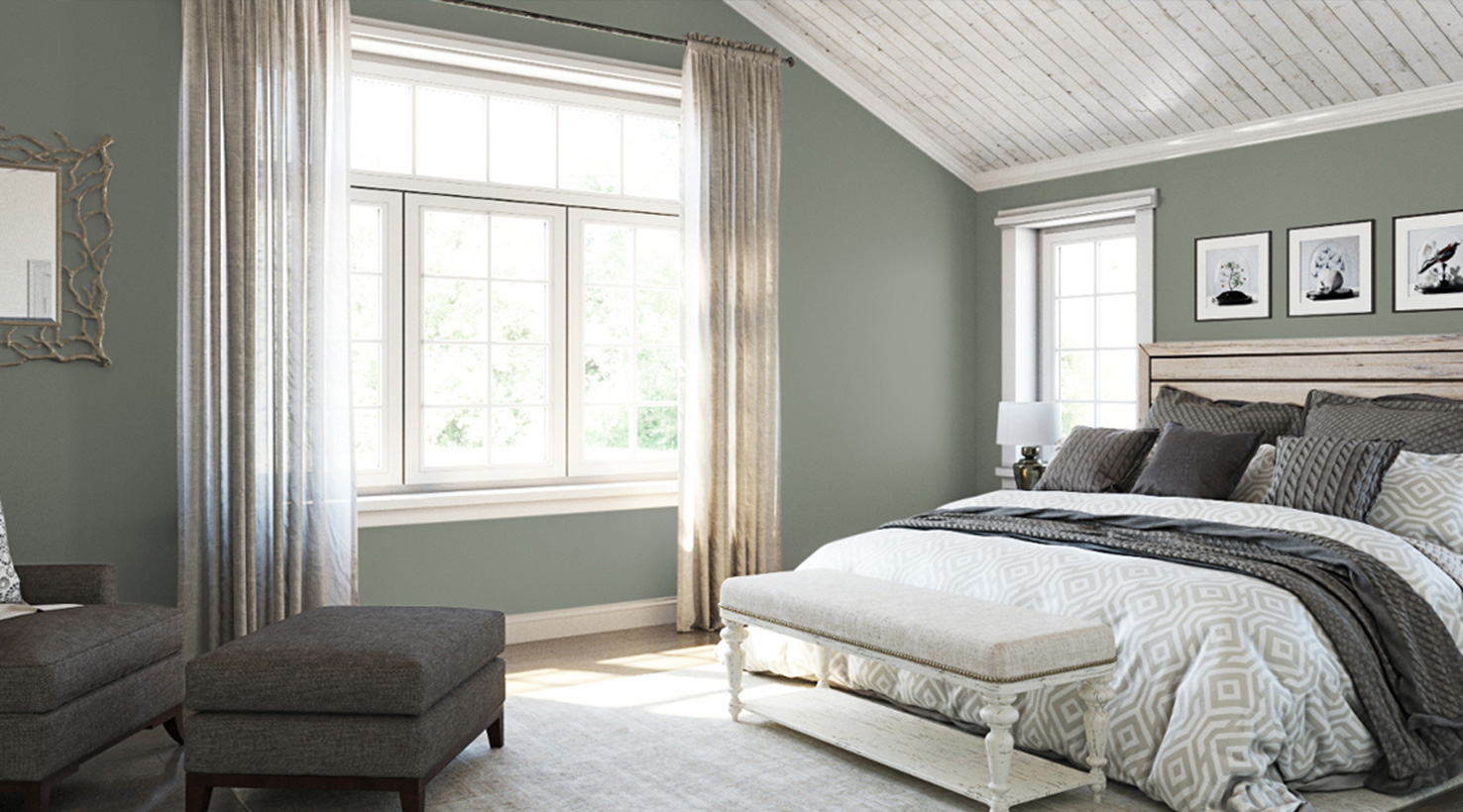 Bedroom Paint Color Ideas  Inspiration Gallery  SherwinWilliams