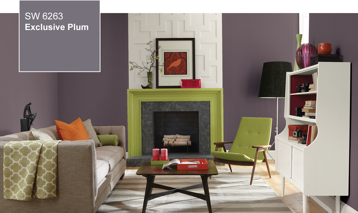 top sherwin williams paint colors for living room furniture set 2014 color of the year exclusive plum sw 6263 by carousel livingroom