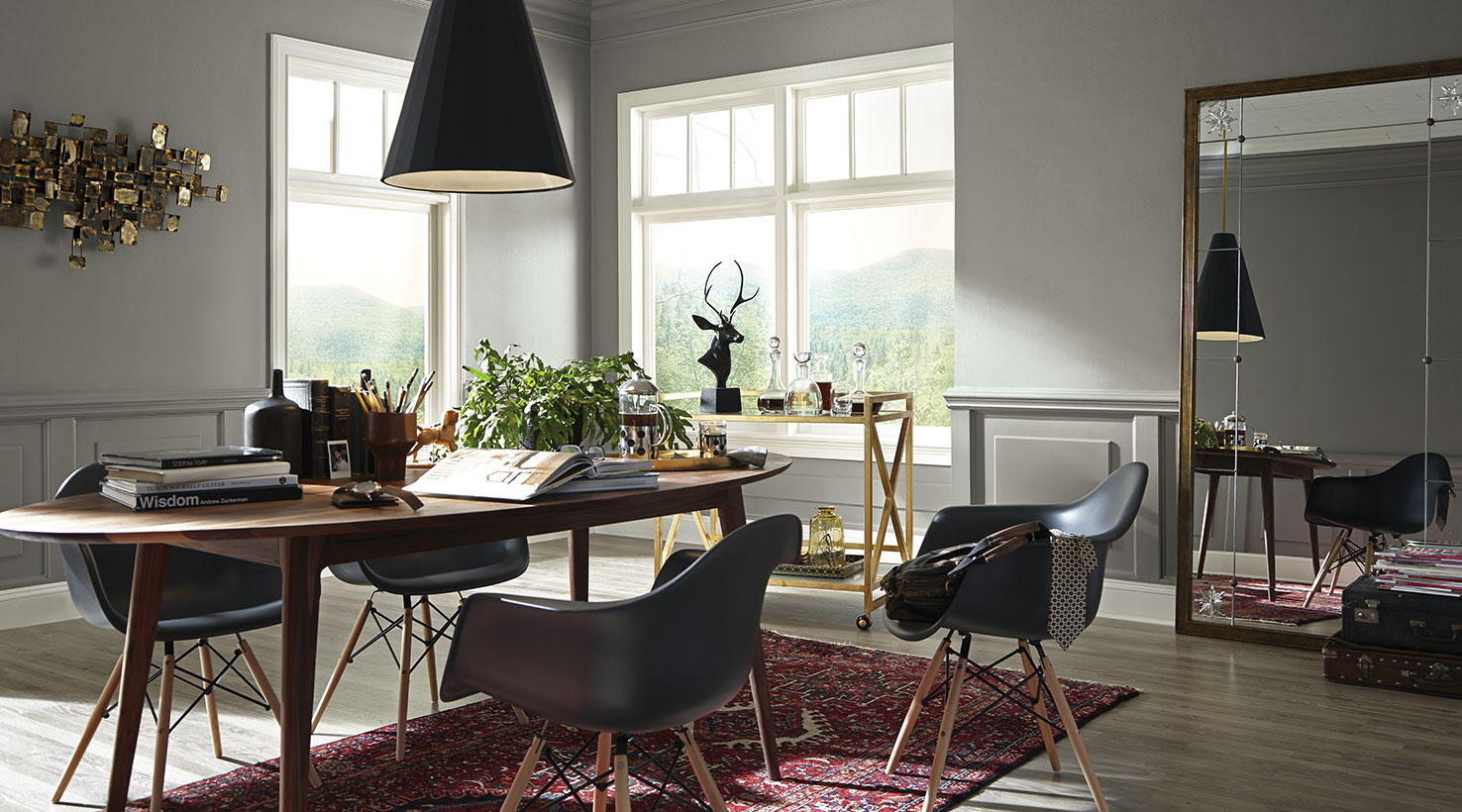 Dining Room Paint Color Ideas  Inspiration Gallery