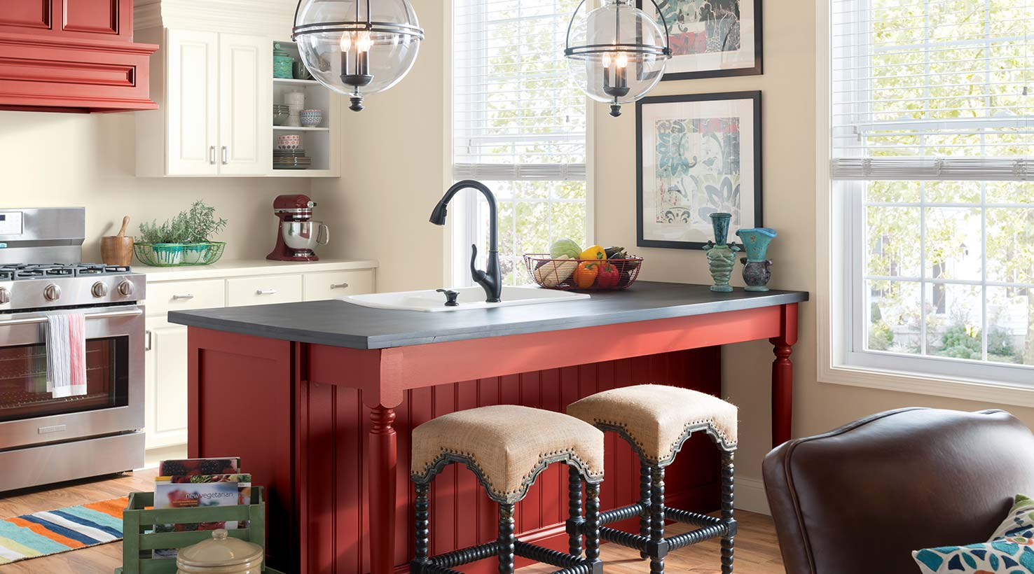 Kitchen Paint Color Ideas  Inspiration Gallery  Sherwin
