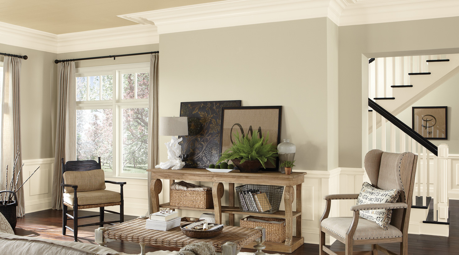 colors to paint living room small with dark wood floors color ideas inspiration gallery sherwin williams whites