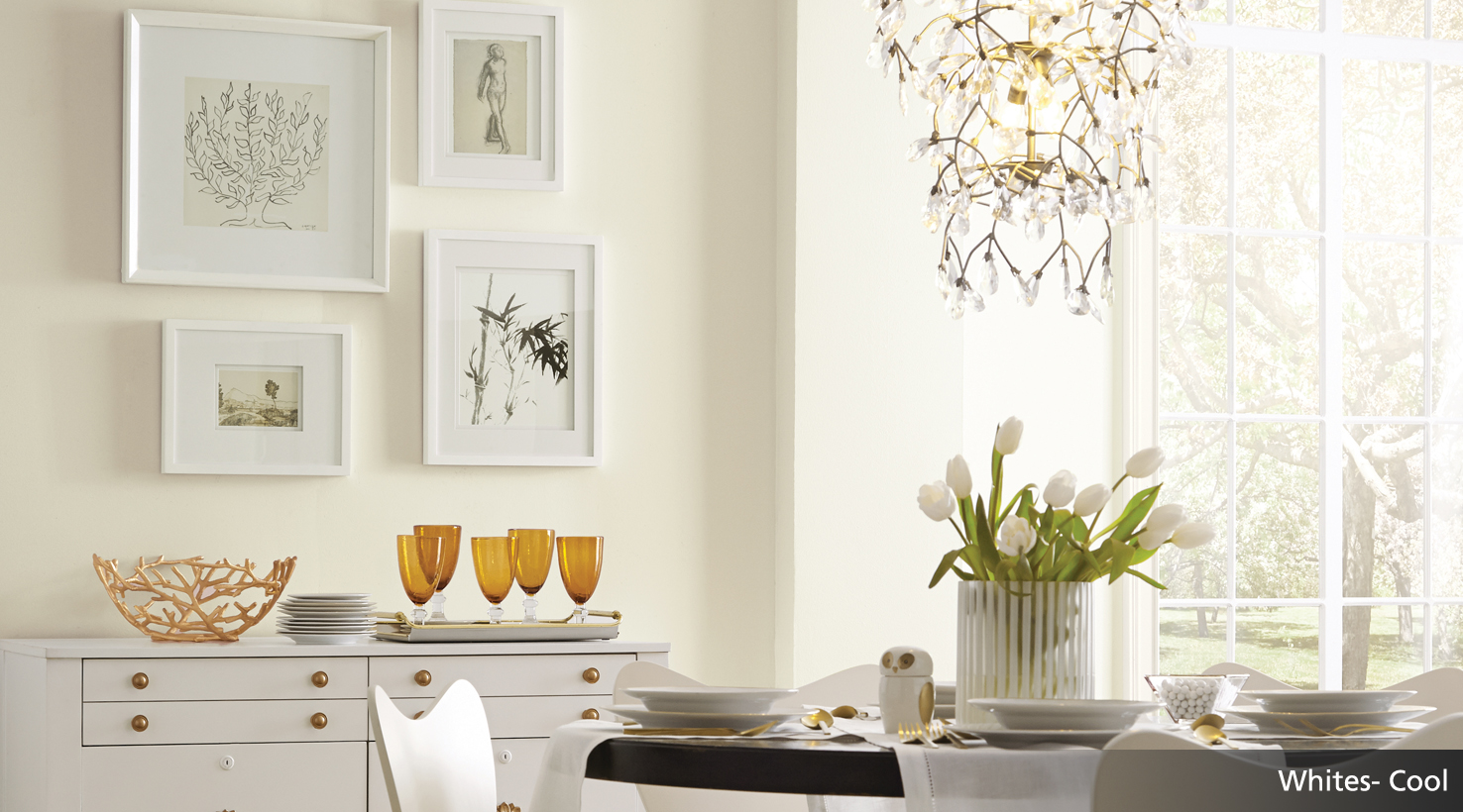 Using Different Colors of White Paint  SherwinWilliams