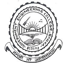 B.Tech at Government Engineering College, Banka: Courses