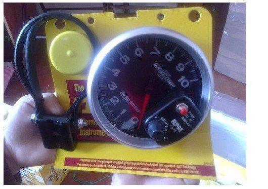 AUTOMETER SPORT COMP II 5 SHIFT LIGHT TACHOMETER