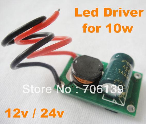 12v 10w Led Driver Circuit