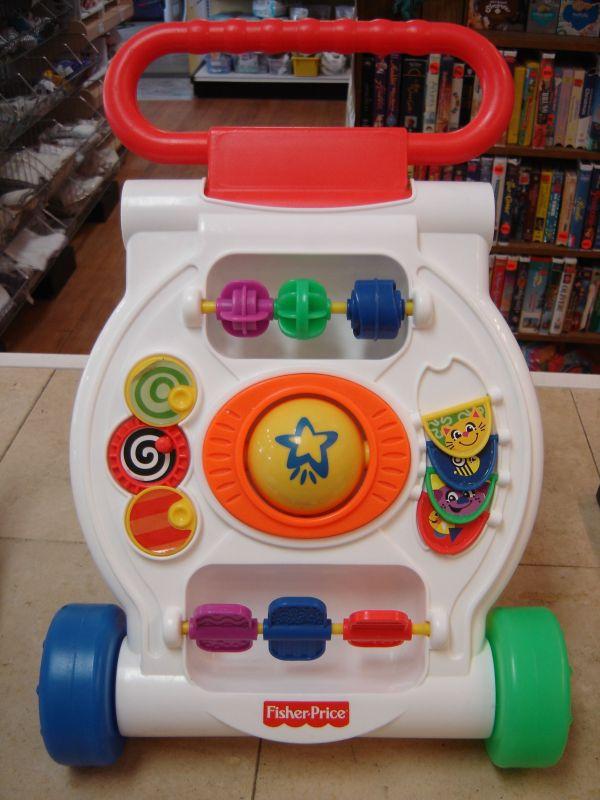 Fisher-Price Push Toy Walker