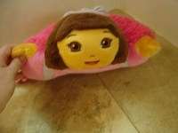 Pillow Pets Pee-Wees Dora Pillow Pet Pee-Wee | Enkore Kids