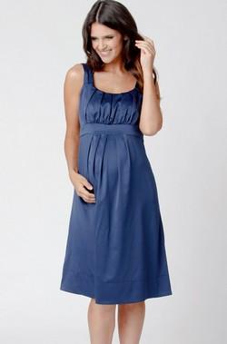 Ripe Alexis Satin Dress  Bellies in Bloom Maternity