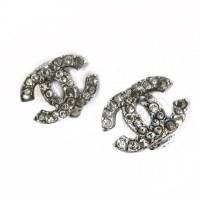 Coco Chanel Diamond Earrings Kaitorikomachi Rakuten Global ...