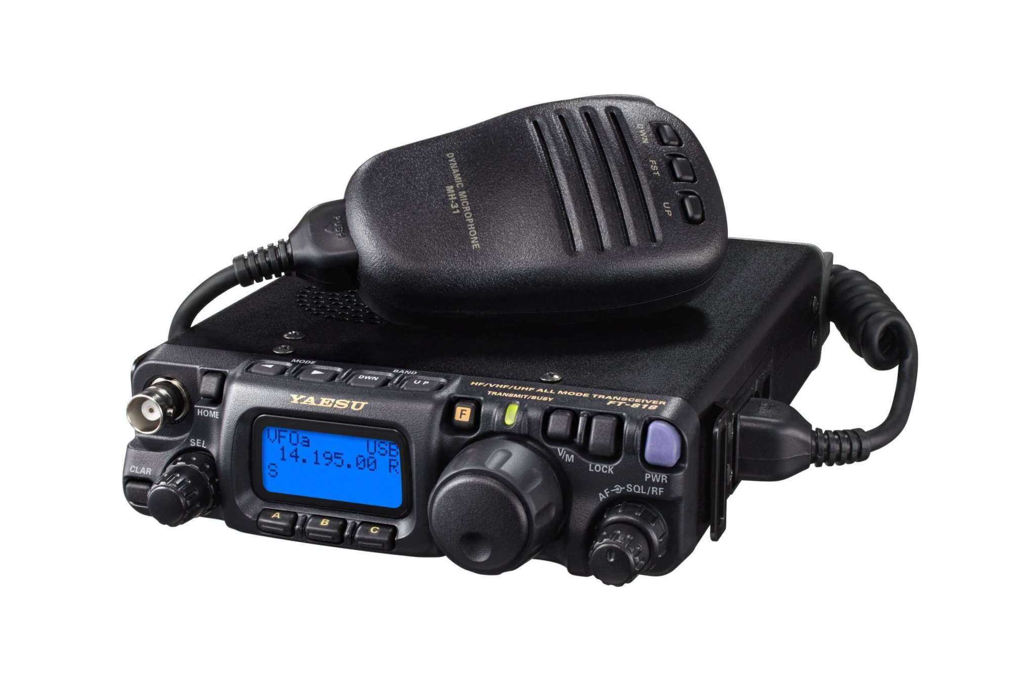 hight resolution of yaesu ft 818 portable transceiver free delivery