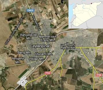 Image result for battle for Sere Kaniye Ras al-Ain