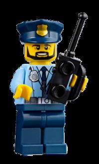 Police chief - Brickipedia, the LEGO Wiki