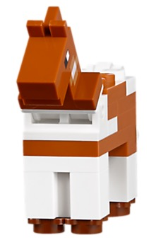 Horse Minecraft Brickipedia The LEGO Wiki