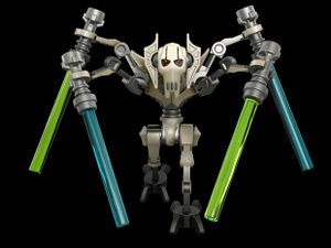 General Grievous Brickipedia The Lego Wiki