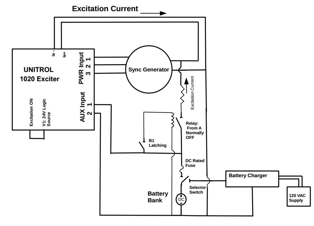 10 Circuit Transfer Switch Generac Wiring Diagram Field Flashing Synchronous Generator Mindworks