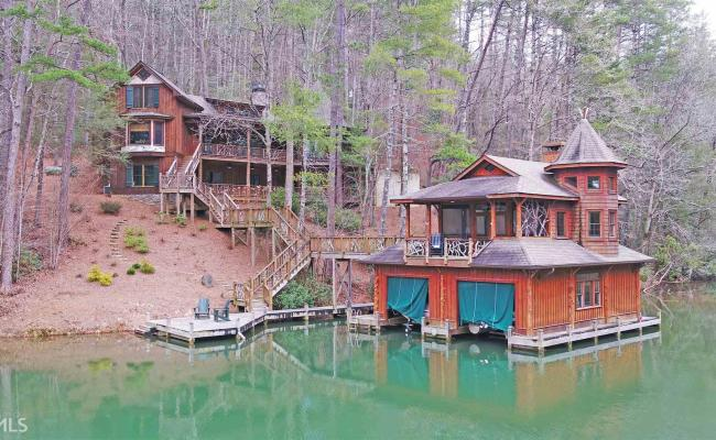 Lake Rabun Homes For Sale Lake Rabun Real Estate Lake
