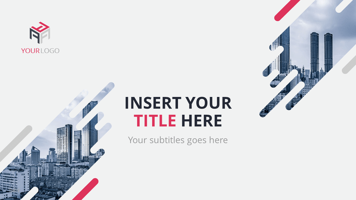 Unique Powerpoint Template Free Download