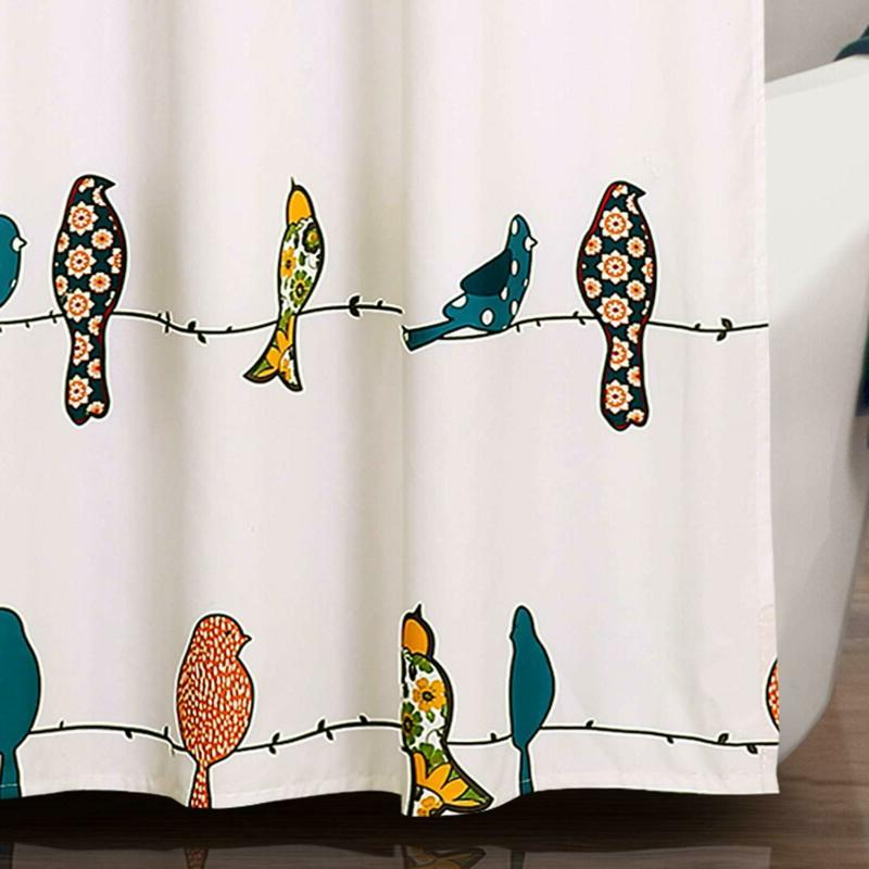 lush decor shower curtain