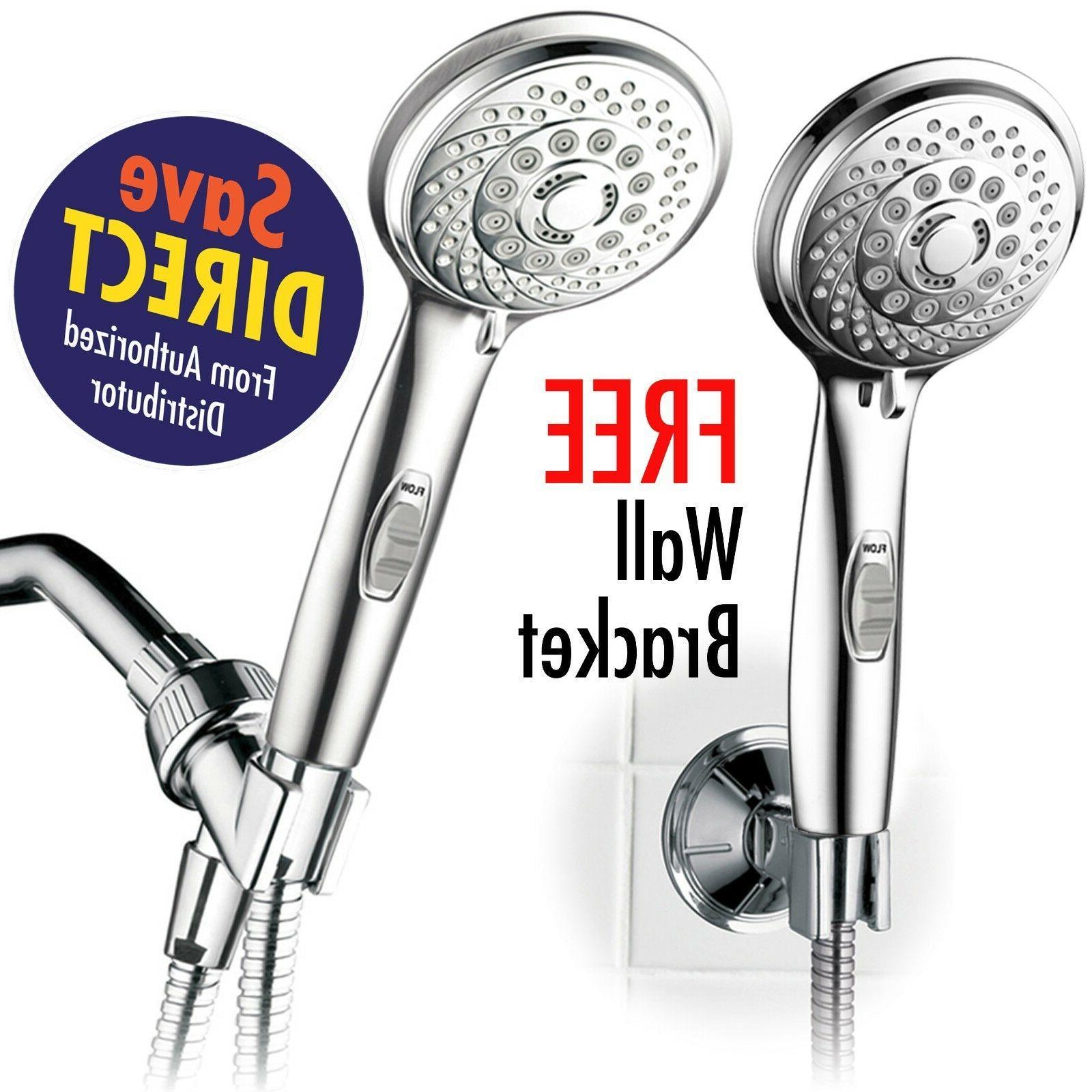 Hotelspa 7 Setting Aquacare Series Spiral Handheld Shower Head