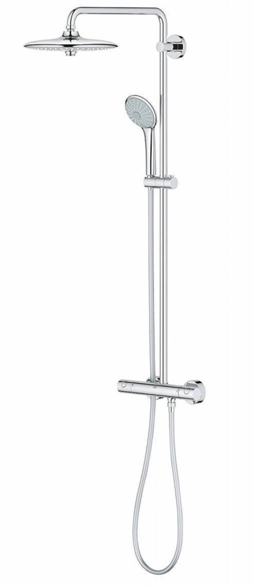 new grohe euphoria 260 shower system