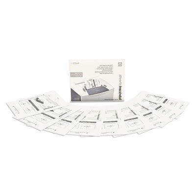 GoECOlife GLL12 12 Pack Shredder Lubricant Sheets Shredder