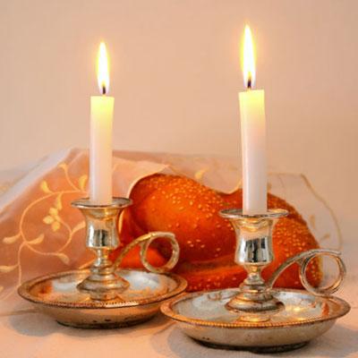 shabbat candle lighting event
