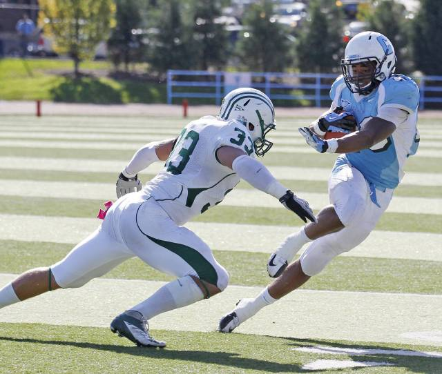 Columbia Falls To Dartmouth 21 16