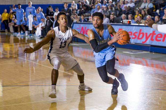 Image result for Dartmouth Big Green vs. Columbia Lions College Basketball 2019