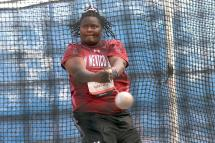 Mexico State Athletics - Aggie Throwers Shine