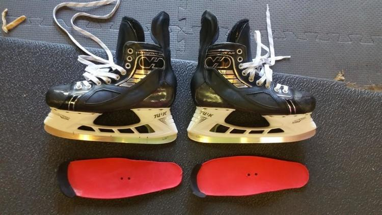 vh skates rarely used
