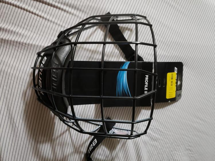 bauer face cage profile