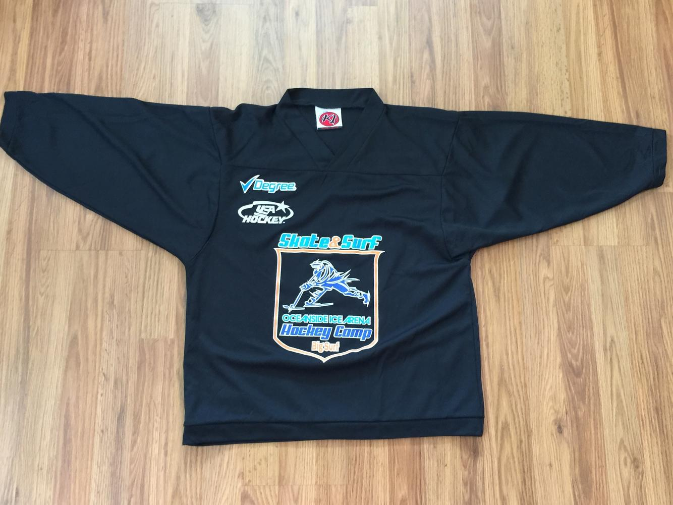 Usa Skate Amp Surf Oceanside Camp Size Small Practice Jersey