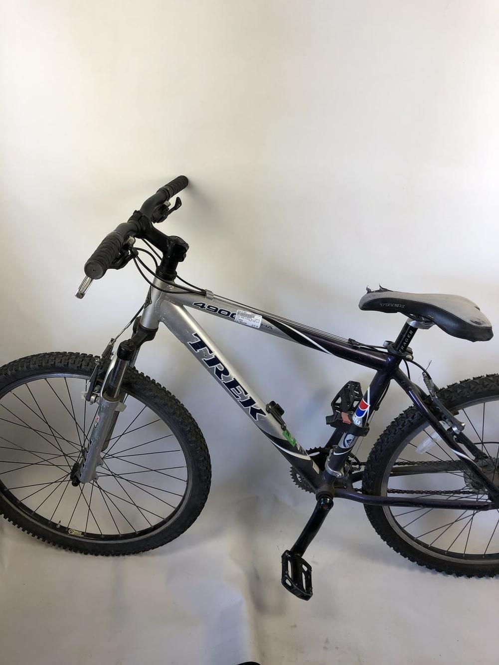 Trek 4900 Bike : Alpha, 43-47cm, 17-18
