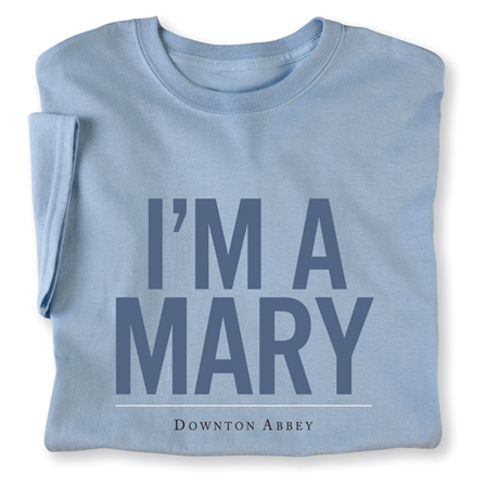 Daughters Of Downton Abbey Tee - Mary