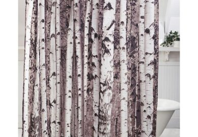 Tree Shower Curtains