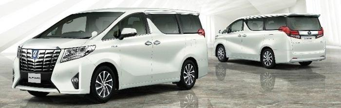toyota all new vellfire 2.5 zg edition camry 2019 indonesia brand 2 5 z g for sale in turf club road north