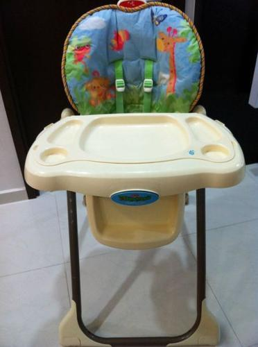 rainforest high chair back pack preloved fisher price for sale in jalan kayu