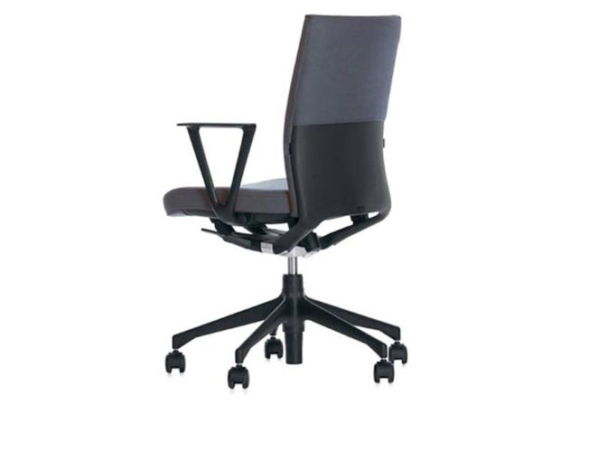vitra office chair price rail tile lowes axess plus blue cheap used but fully works for