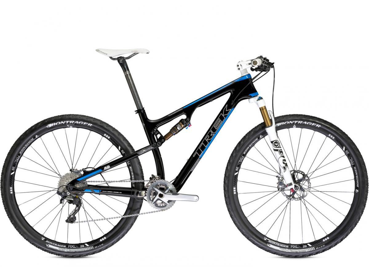 Trek Superfly FS 9.9 SL XTR Mountain Bike Reviews