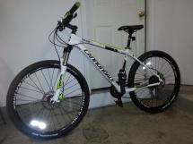 2014 Cannondale Mountain Bikes - Year of Clean Water