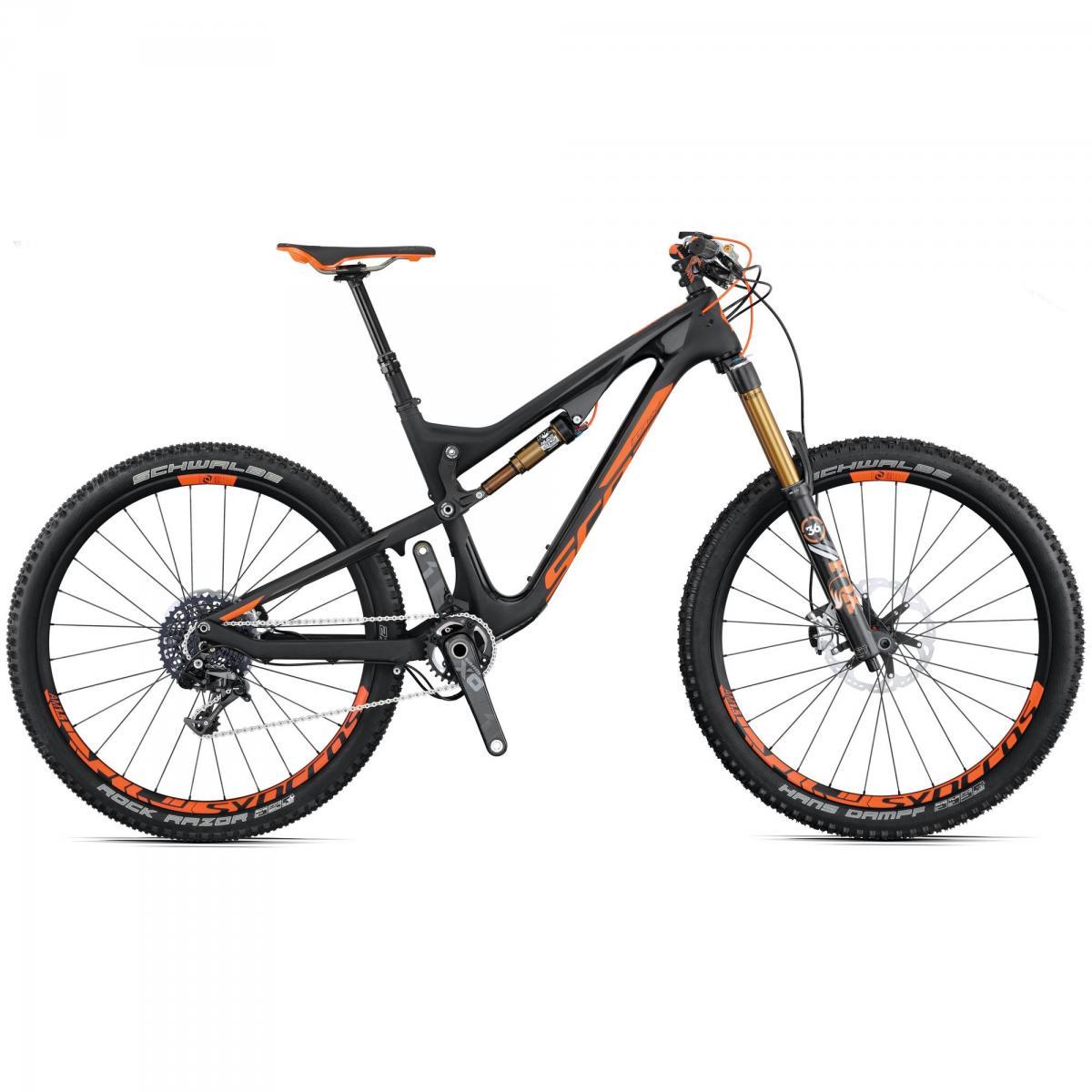 Scott Scott Genius 700lt Tuned Mountain Bike Reviews