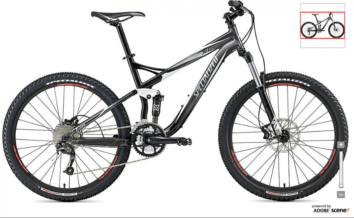 Specialized 2010 FSR XC Comp Mountain Bike Reviews