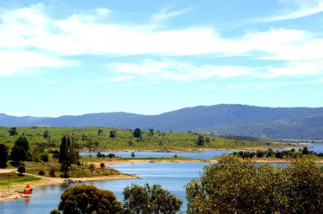 Jindabyne Community Trail Mountain Bike Trail in Jindabyne ...