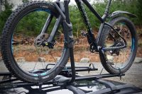 RockyMounts TomaHawk Roof Rack Review - Singletracks ...