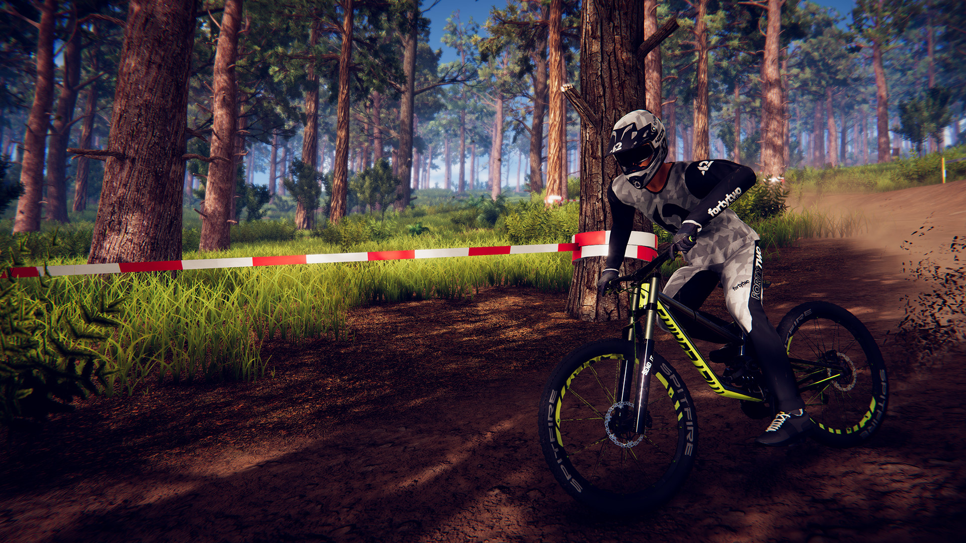 Watch Descenders Downhill MTB Video Game to Launch February 9th  Singletracks Mountain Bike News