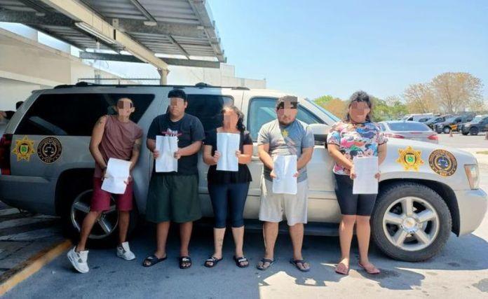 La mayoría de los detenidos no rebasa los 23 años. (Novedades Yucatán)