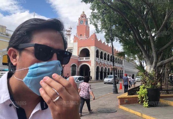 Mérida | Vila Dosal pide usar cubrebocas a quienes tengan que ...